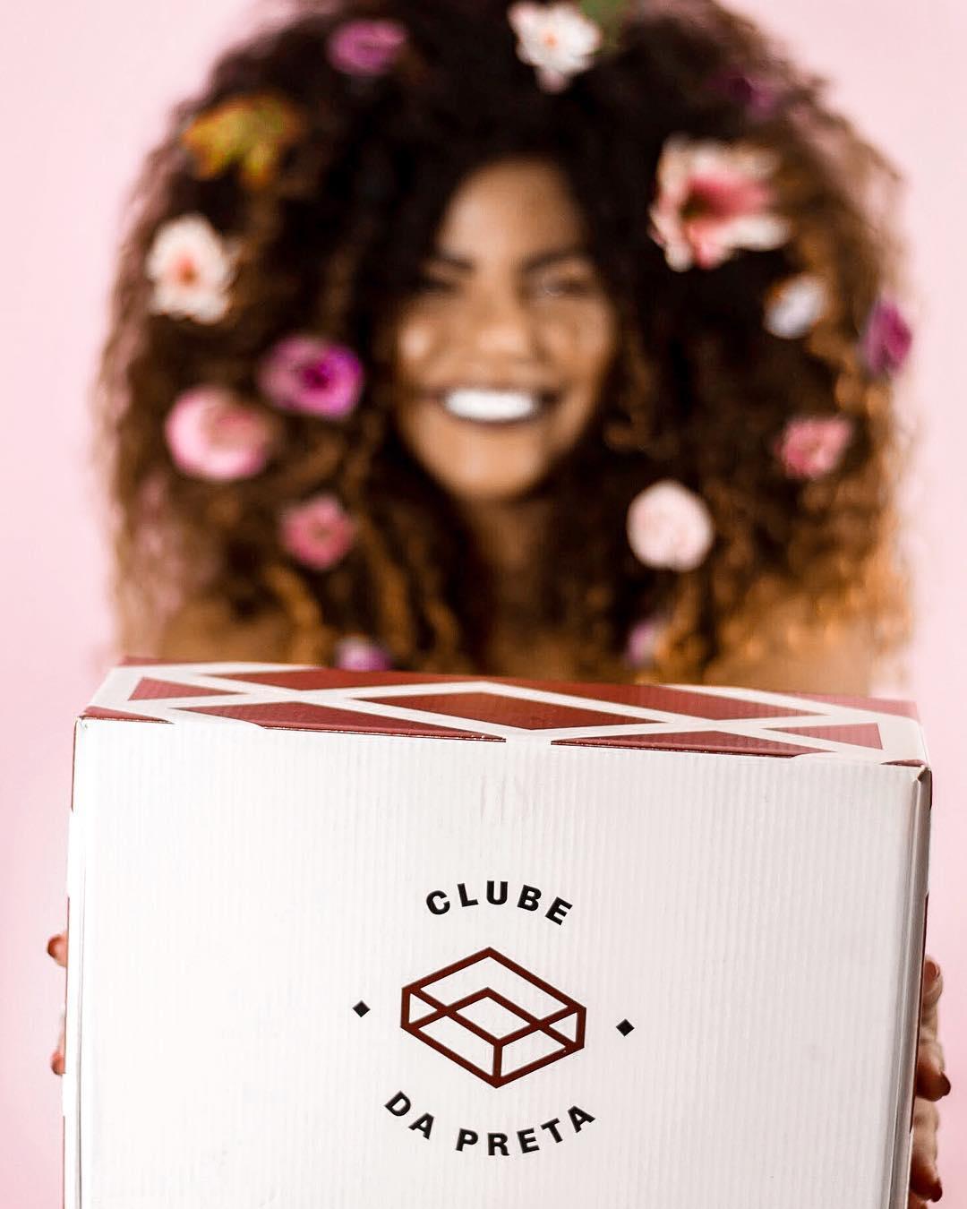 Negócios sociais – Clube da Preta