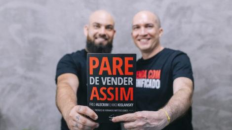 Fred Alecrim e Kiko Kislansky –Pare de vender assim