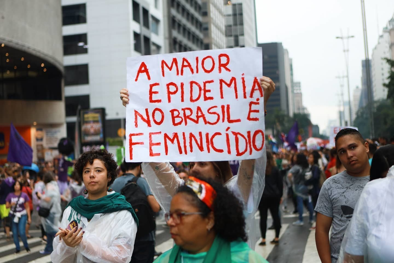 mulheres e pandemia