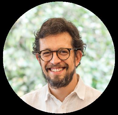 Rodrigo Cunha –fundador do projeto Humanos de Negócios