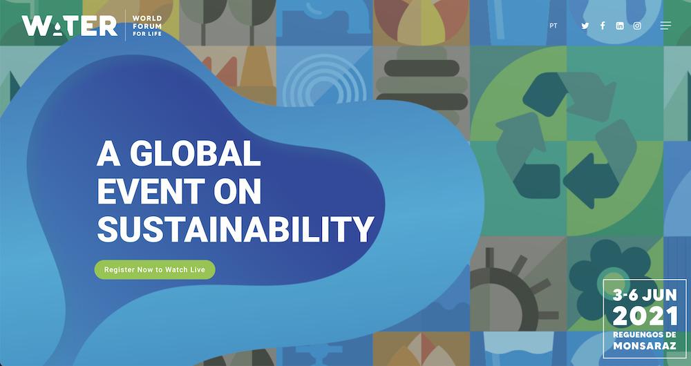 Eventos B –Junho 2021 –Water World Forum