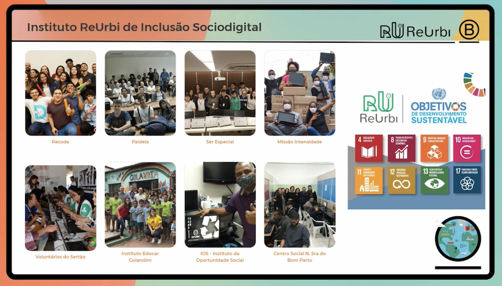 Instituto ReUrbi de Inclusão Sociodigital