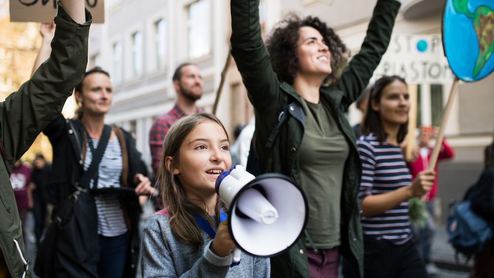 As principais demandas dos jovens da geração Z em relação à crise climática