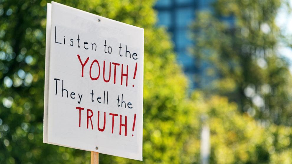 Ativismo climático e a geração Z –uma relação de causa e efeito